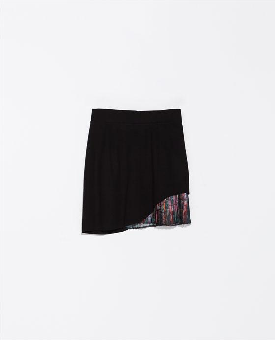 Pleated trends Zara