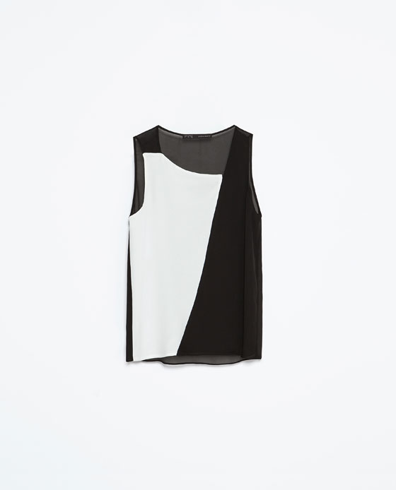 Monochrome Trend- Zara