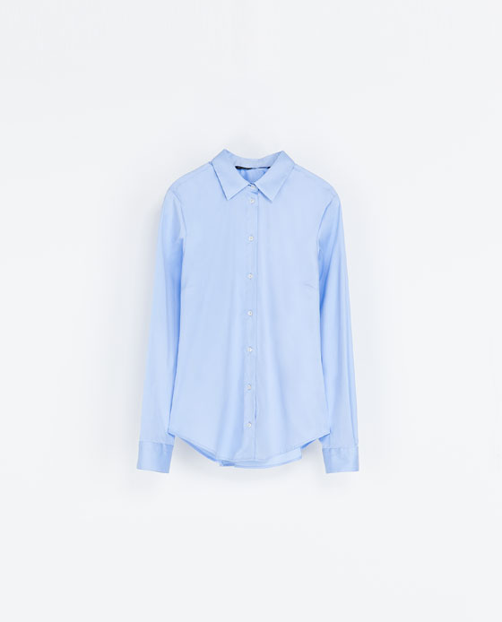 Androgynous Trend- Zara