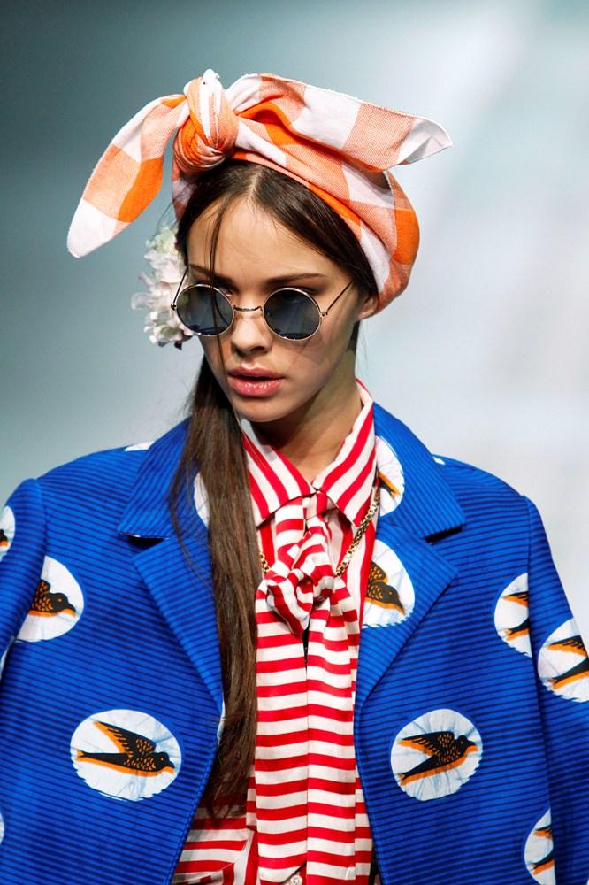 Stella JeanRTW Spring Summer 2014 Milan Fashion Week September 2013