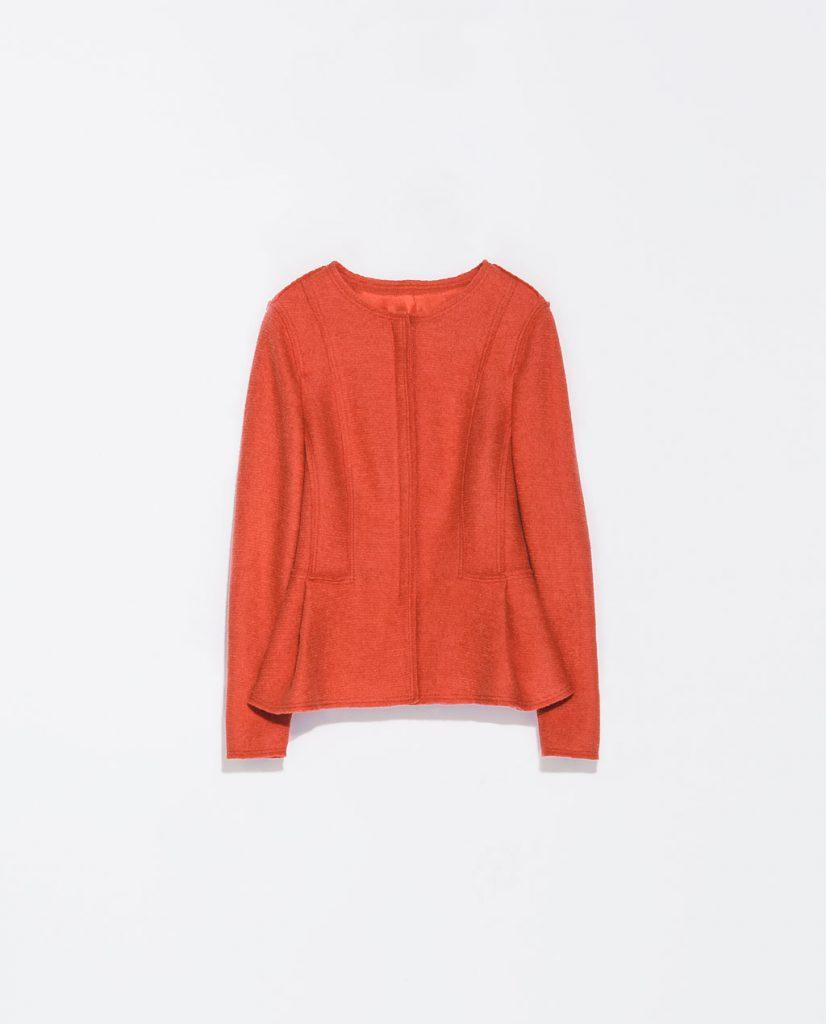 Wool Blazer- Zara