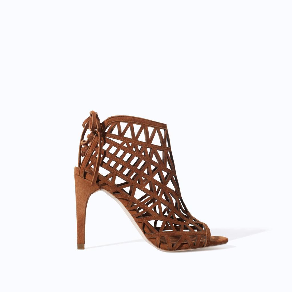 Trend Alert: Open Work Shoes- Zara ((Must Have))