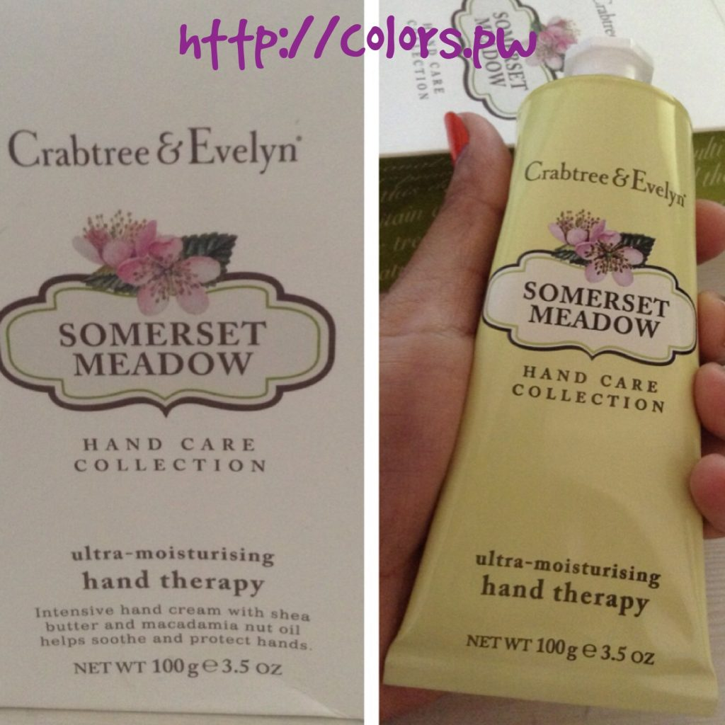 Somerset Meadow Ultra- Moisturizing hand therapy!