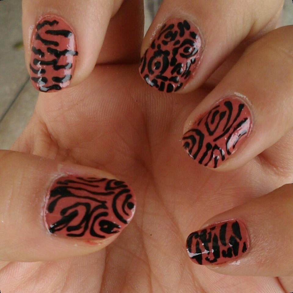 Funky Nail Art