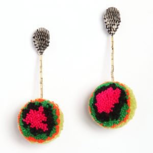 Pom+Pom+Drop+Earrings_Multi_E21-01_SS16_1